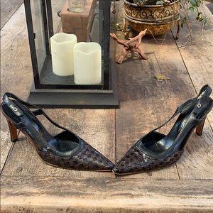 Botarga Veneta mule shoes size 37.5.